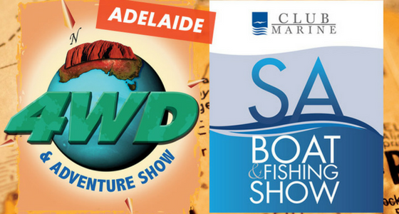 SA Boat & Fishing and 4WD & Adventure Show